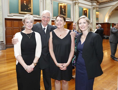 European Society of Ophthalmology (SOE) Dinner, RCSI, 9th June 2018