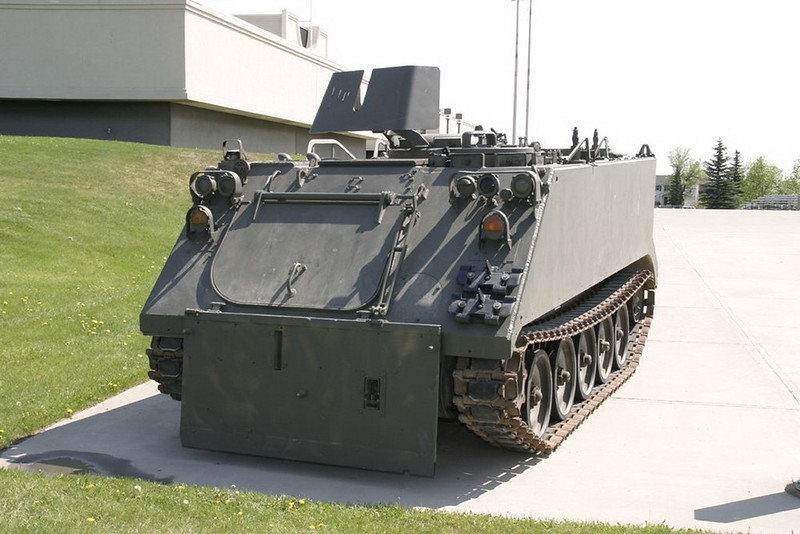 M113A2 APC 2