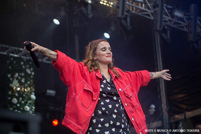 Carolina Deslandes - MEO Marés Vivas 2018