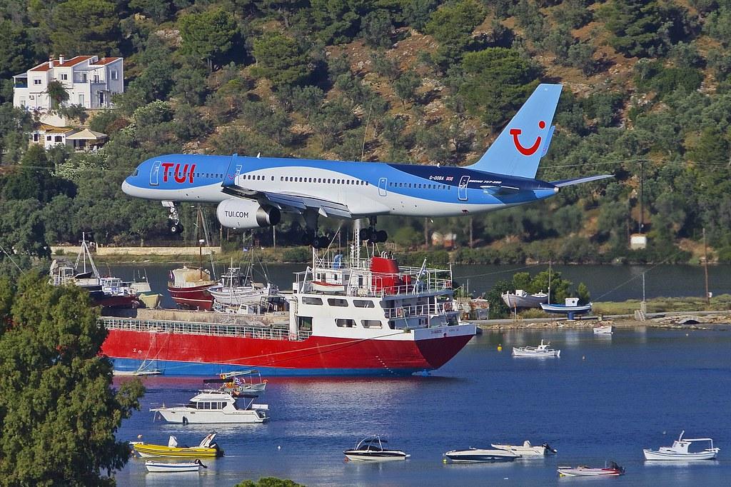 JSI/LGSK: TUI (ThomsonAirways) Boeing B757-28A G-OOBA