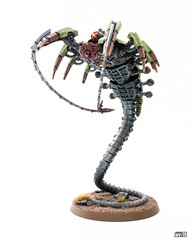 Necron Wraith with Whip Coils
