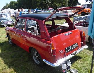 Austin A40 Countryman, 1965