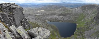Lochnagar from west buttress | by Joe Kincaid