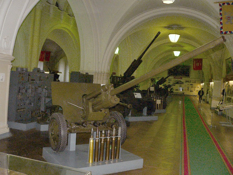 57毫米癌-2枪国防部。1943年3