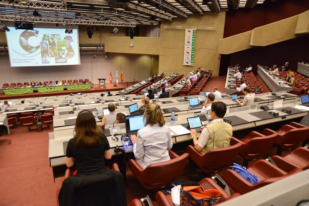 30th meeting of the CITES Animals Committee (AC30), Geneva