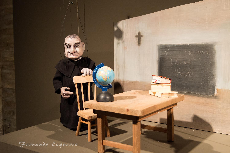 """""""Marionetas"""" de Helena Millán"""