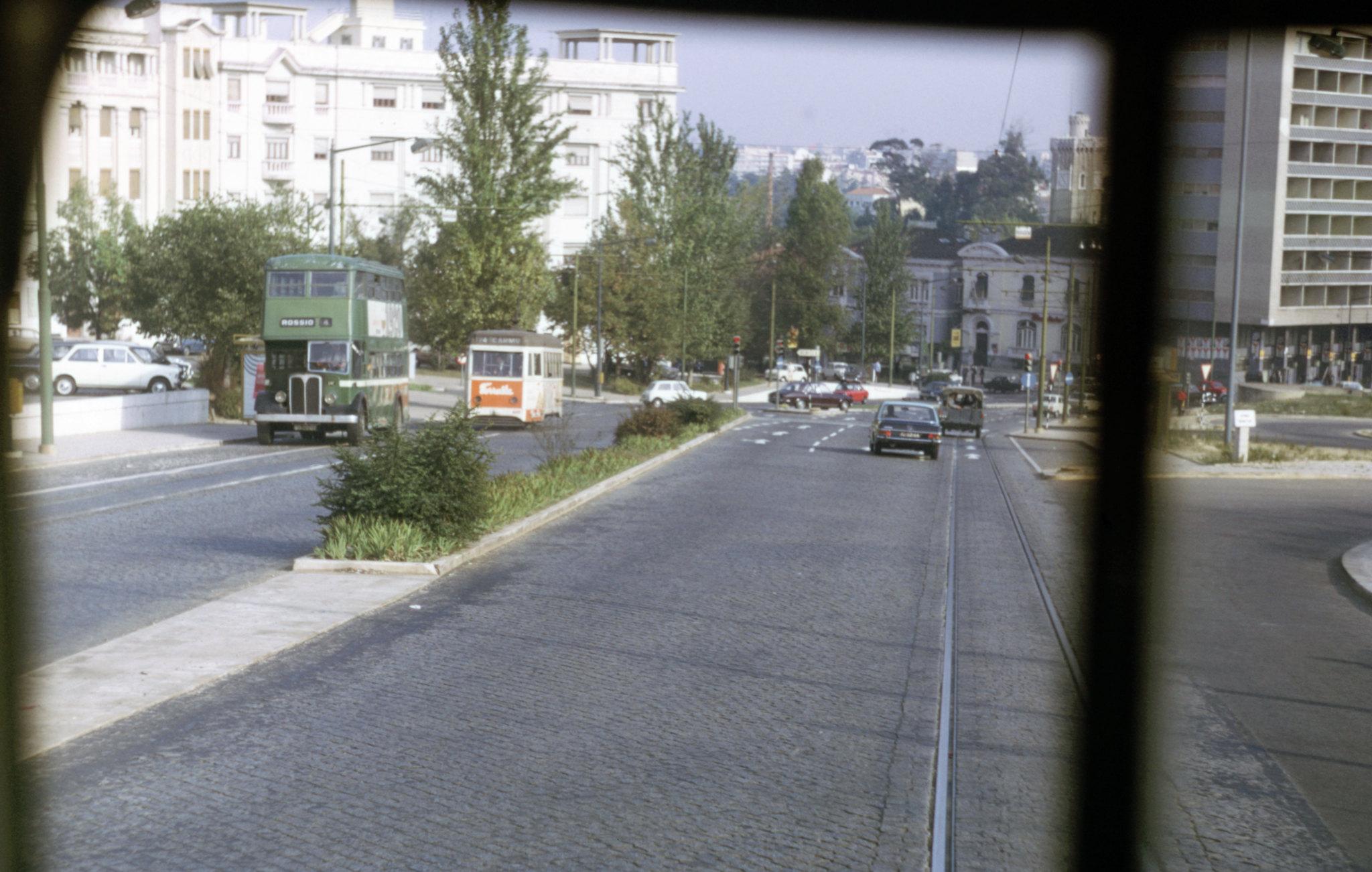 Vislumbre da Marquês de Fronteira, Lisboa (A. n/ id., c. 1980)