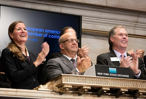EACC Closing Bell at NYSE