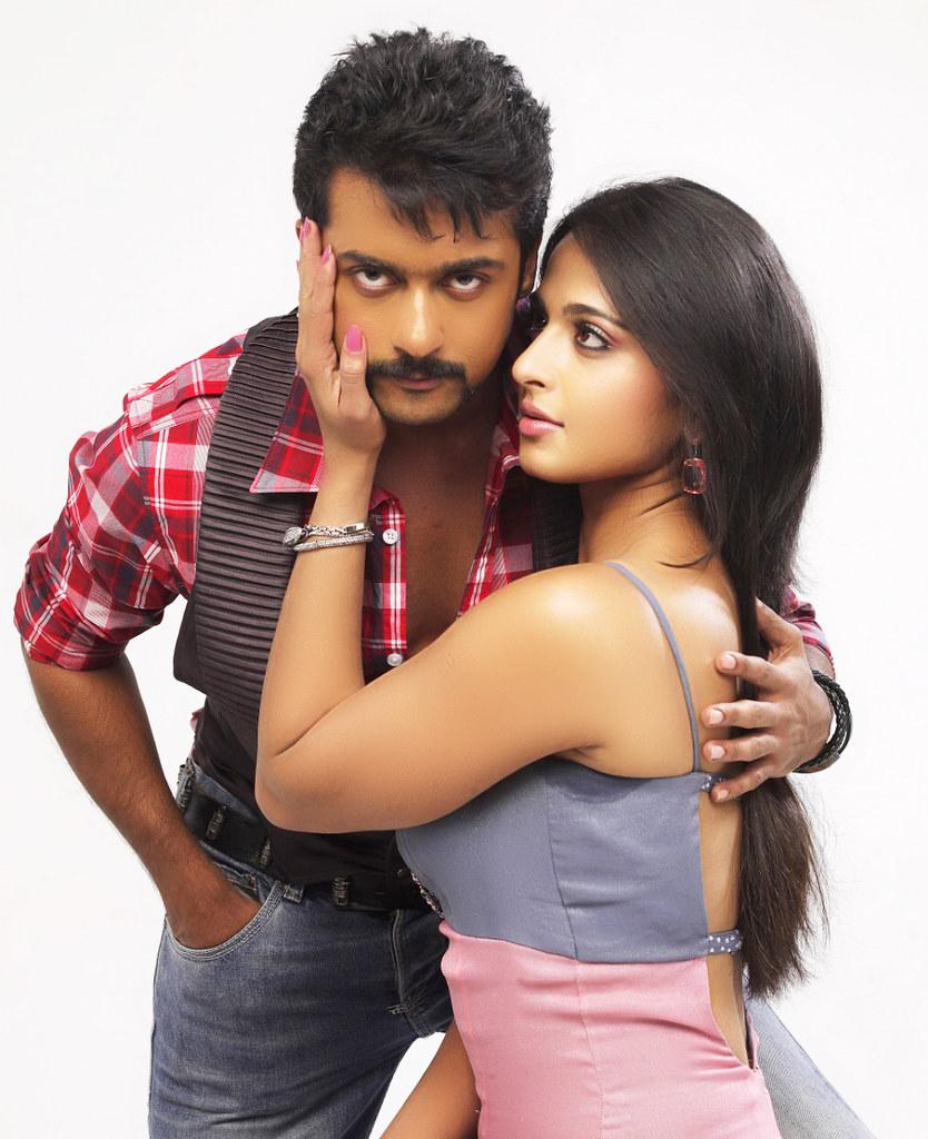 Singam - Suriya & Anushka Shetty