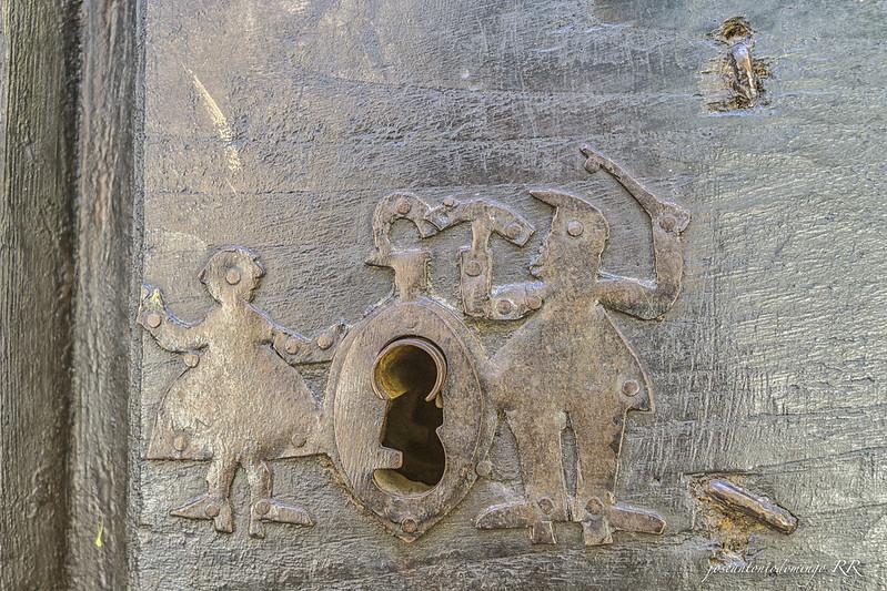 Cerradura de la Casa de las Muñecas
