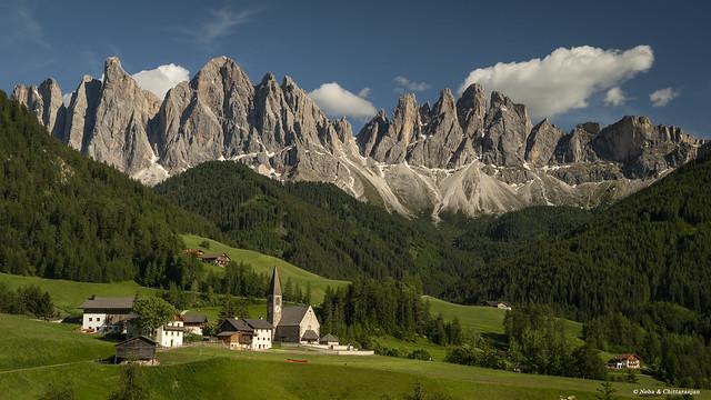 Saint Magdalena, Italy
