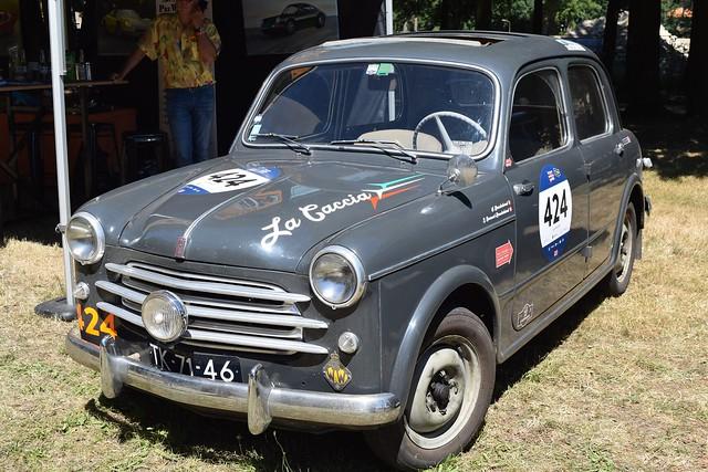 Fiat 1100A 1956