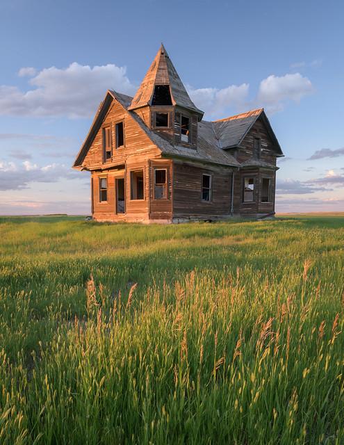 Grace on the Prairie, Saskatchewan