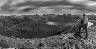 Looking to Fisherfield | by Scotland's Mountains