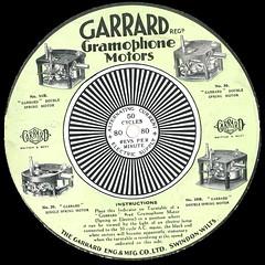 Garrard Centre Strobeb
