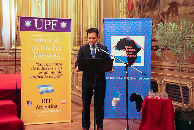 Argentina-2018-05-30-UPF-Argentina and Africa House Celebrate Africa Day
