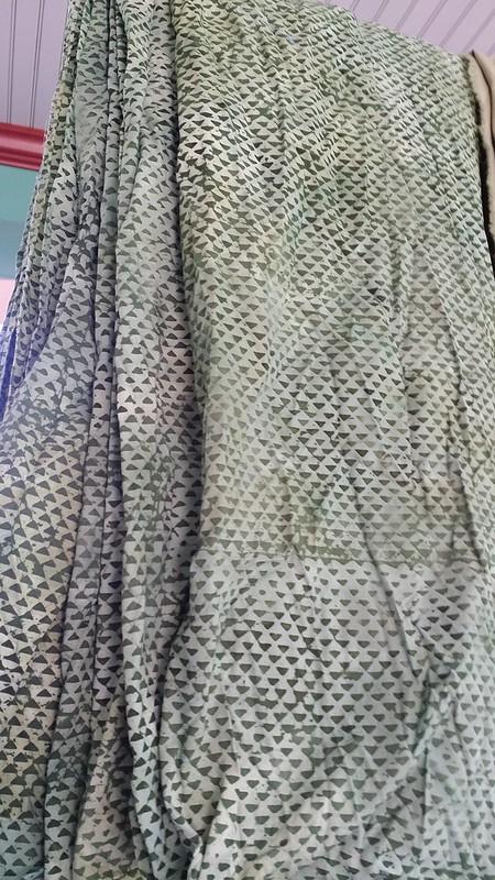 3 or more yards of batik