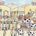 Líderes sociales y restitución de tierras