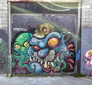 Williamsburg Street Art | by Russ Realty