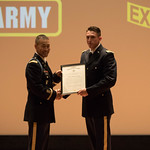 3rd Regiment, Advanced Camp Commissioning Ceremony