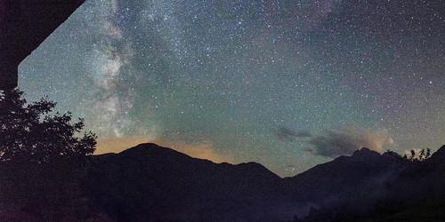 Alpen Milky Way