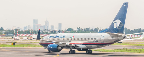 Aeromexico B737 (MEX) | by ruifo