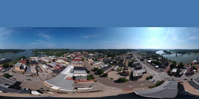 360° Panorama in Marietta, OH