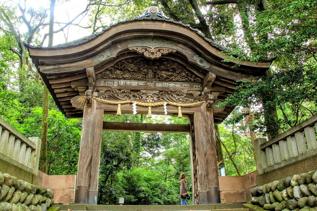 Oyama shrine- Kanazawa