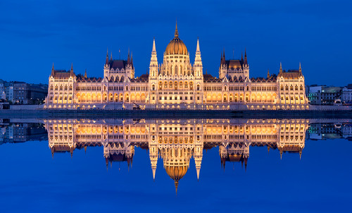 The pearl of the Danube | by Blueocean64