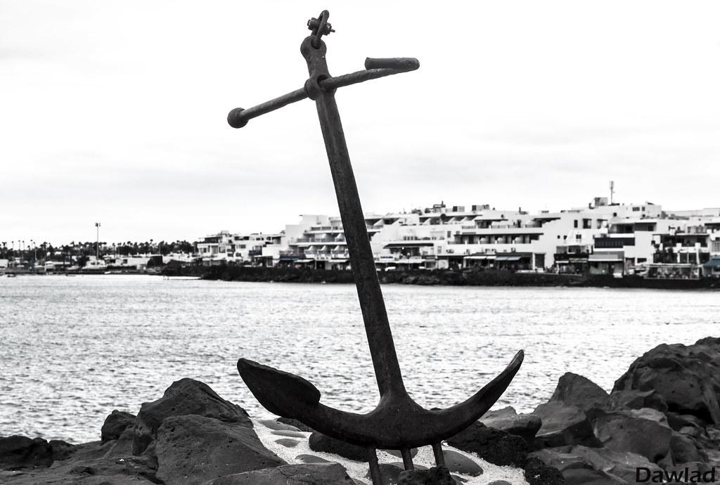 Anclado en tierra | Playa Blanca | Dawlad Ast | Flickr