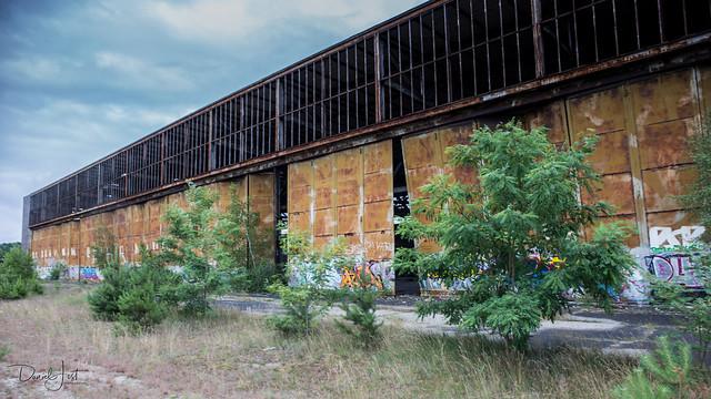 Abandoned Soviet Military Air Base