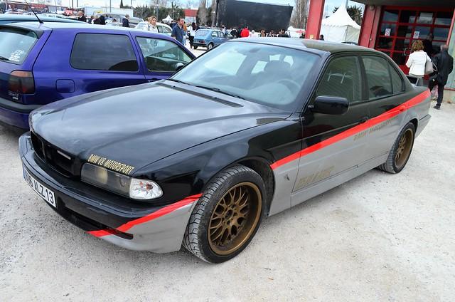 BMW Serie 7  (E38) 735i 3.5 i V8