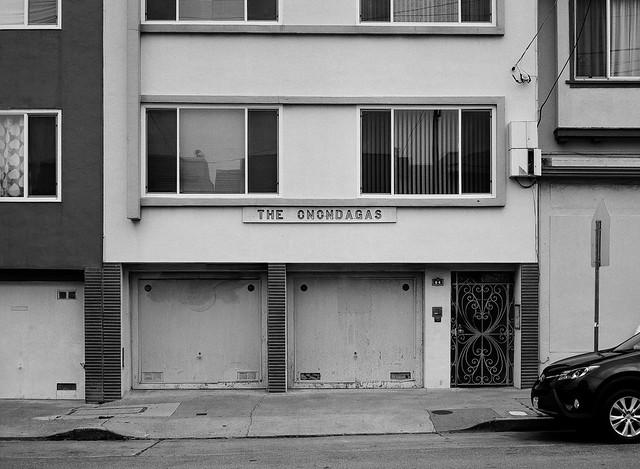 The Onondagas // San Francisca