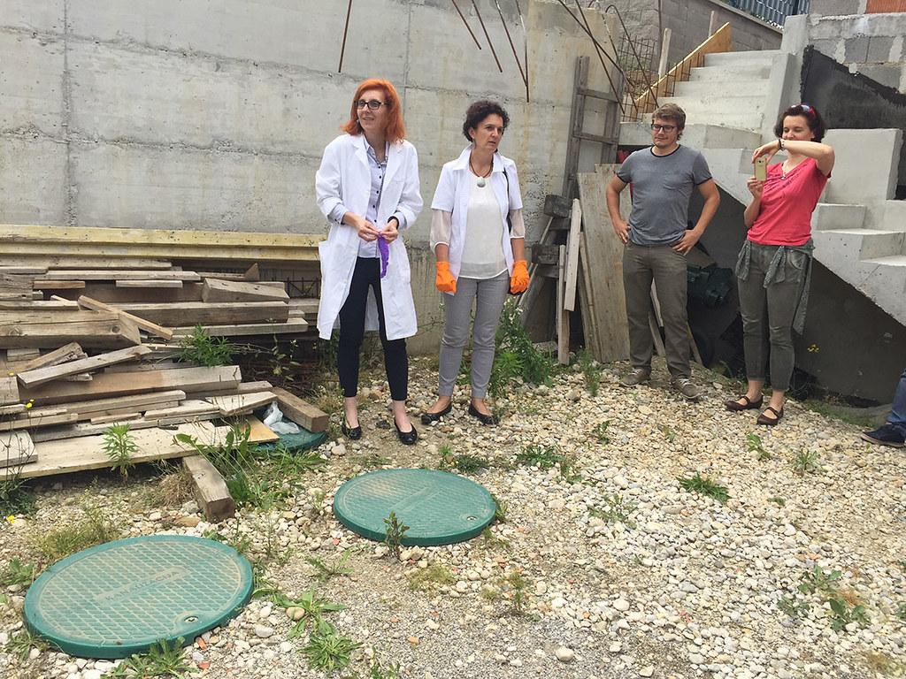 V CČN Domžale - Kamnik aktualno izobraževanje na temo malih komunalnih čistilnih naprav