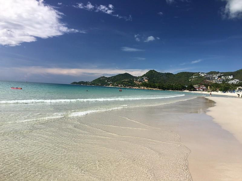 チャウエンビーチ サムイ島 chaweng koh samui