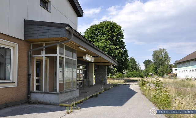 Oberösterreich Bahnhof Kammer Schörfling Attersee_DSC1179A