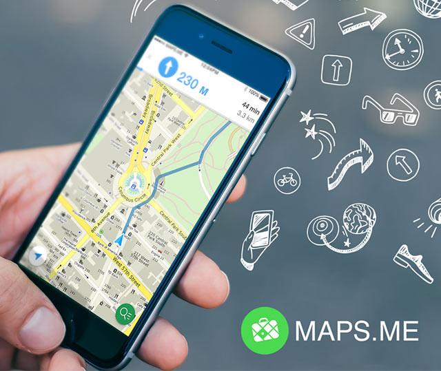 Mejor consejo para viajar con mapa offline a Riviera Maya