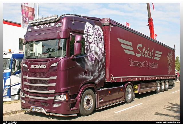 Scania CS