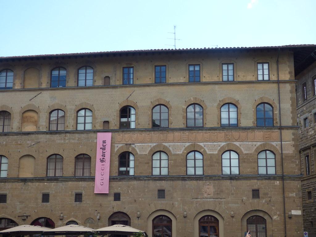 Gucci Garden - Tribunale della Mercanzia - Piazza della Signoria, Florence