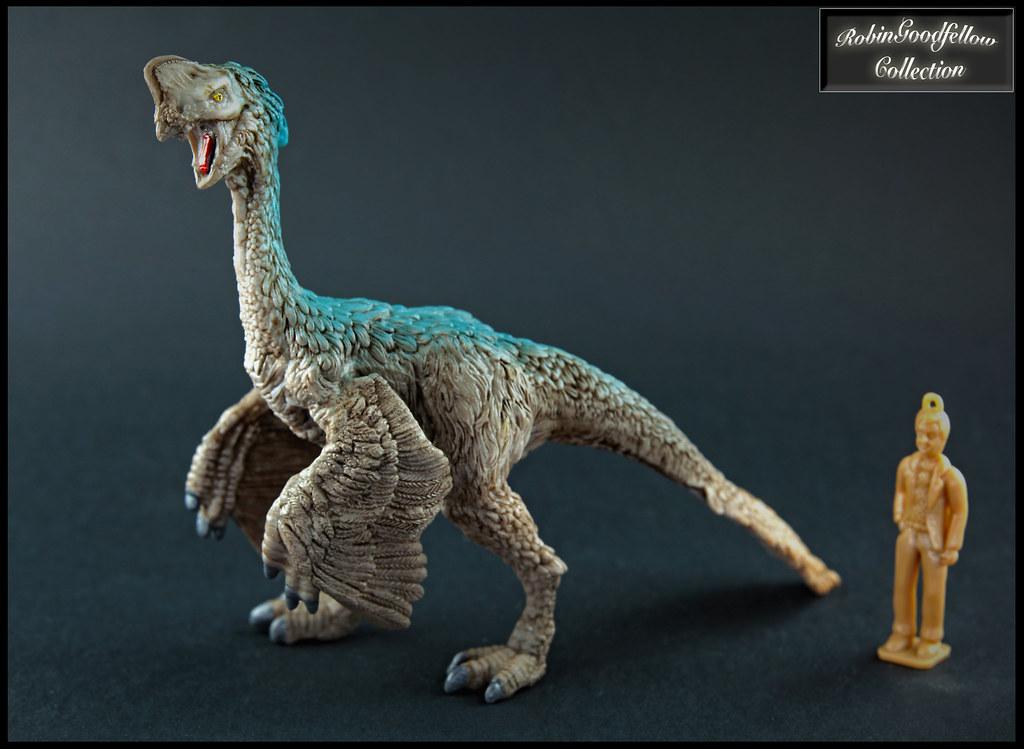 SCHLEICH 15001-Dinosaurs-Oviraptor