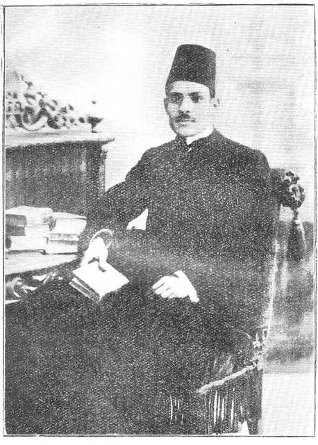 القديس الأرشدياكون حبيب جرجس في عام 1900م تأسيس مدارس الأحد، ومؤسس مدرسة العرفان للمرتلين