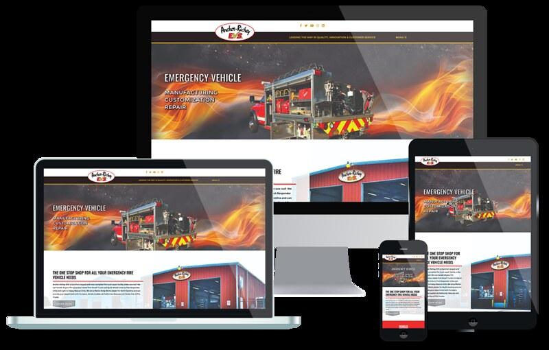Anchor-Richey EVS Web Design