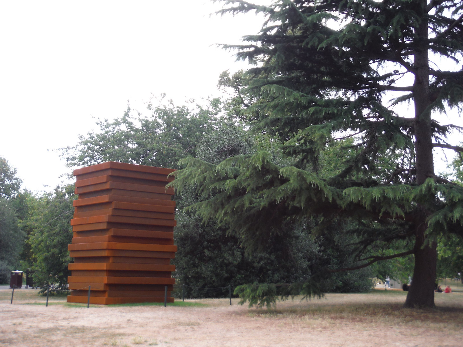 Frieze Sculpture Park 2018: Sean Scully, 'Shadow Stack' SWC Short Walk 6 - Regent's Park and Primrose Hill