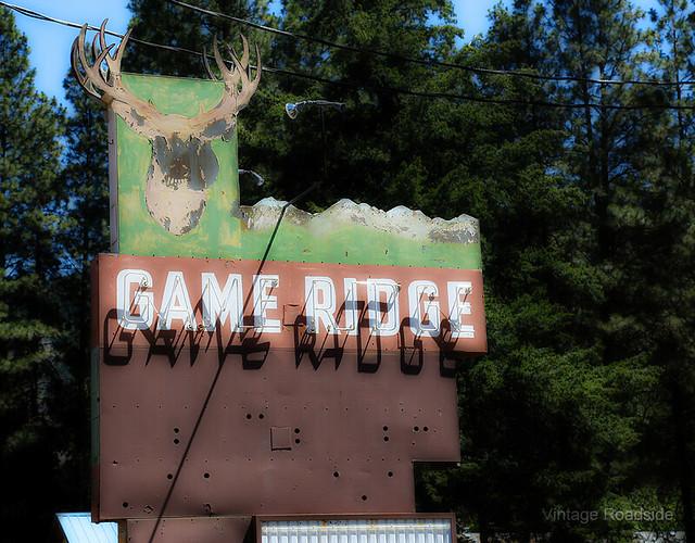Game Ridge Motel - Rimrock, Washington