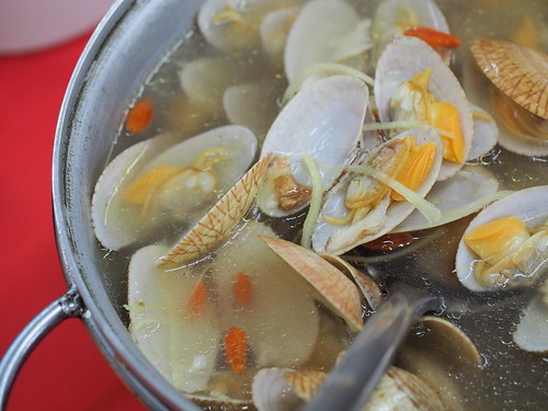 Lala Soup from Pangkor Seafood Village,Taman Megah | by huislaw