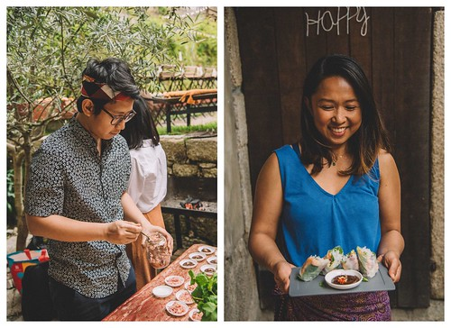 Indonesian Pop Up Kitchen in Porto Audry Lois 1 | by wearesolesisters.com