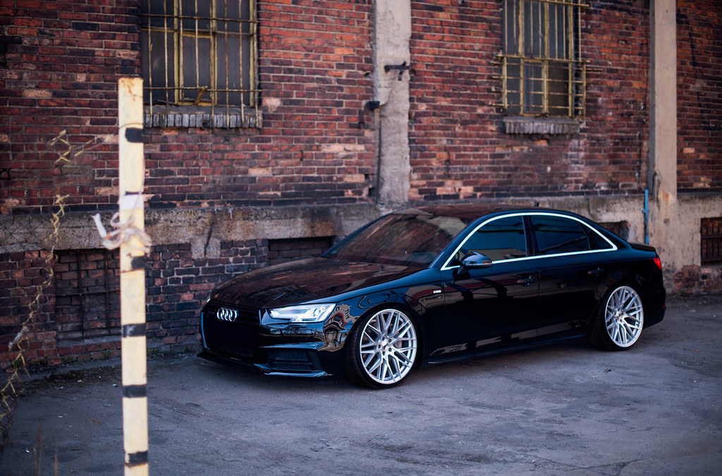 Audi A4 B9 Jr28 Silver 20 Jr Wheels Flickr