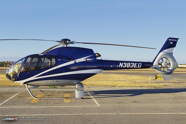 EC120B Colibri N383ED