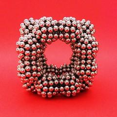 8 subunit cube frame
