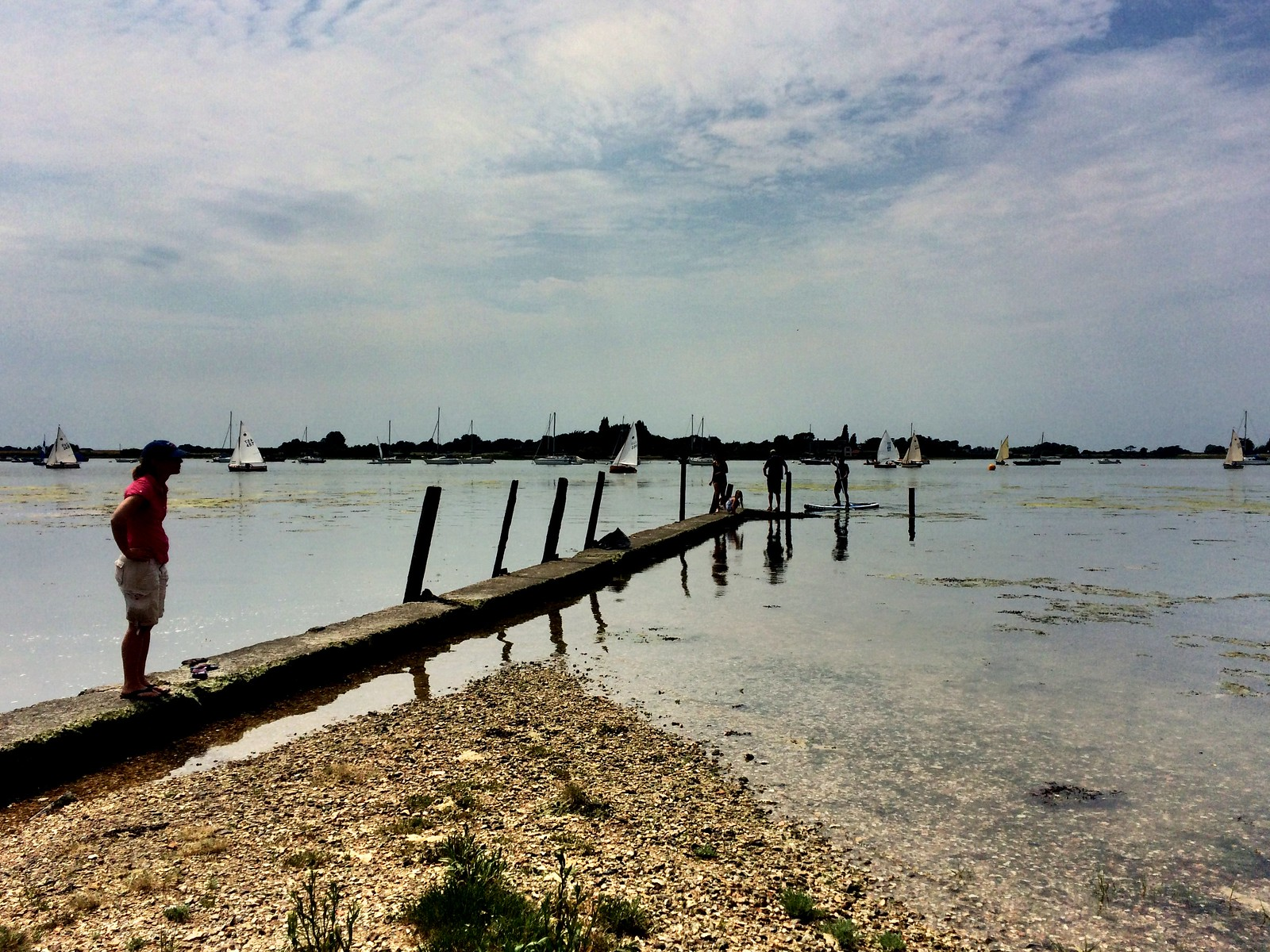 July 1, 2018: Southbourne to Chichester